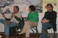 ask a scientist David Barker, Linda Shore, and Keith Devlin
